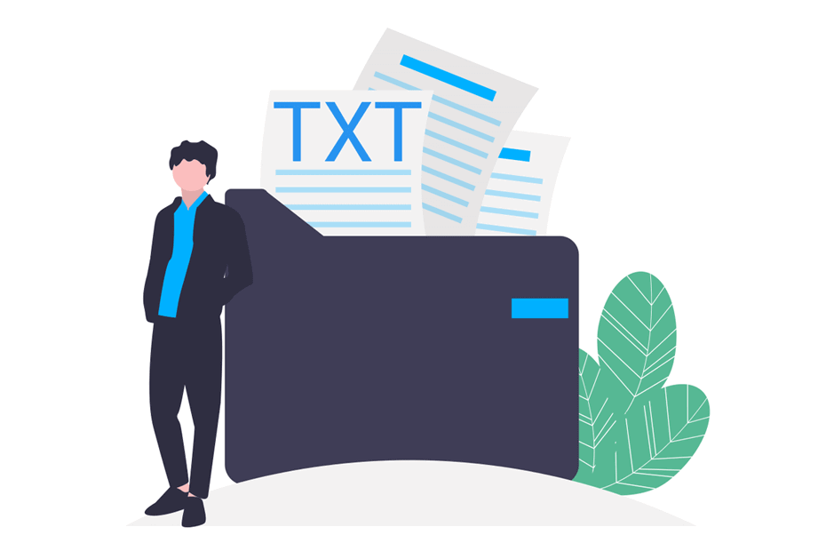 Learn how to read TXT files in R programming language with read.table function