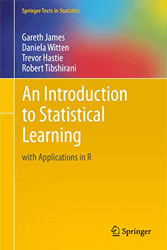 Intro to statistical learning book