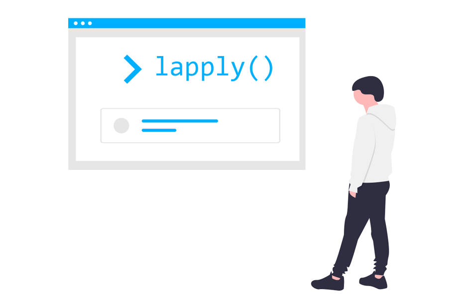 Learn how to use the lapply function in R programming language