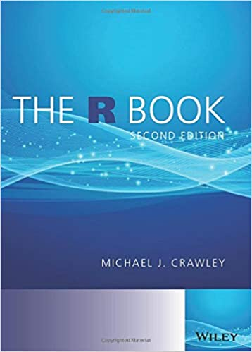 The R book by   Michael J. Crawley